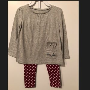 Carters 3T 2pc (Nwot)